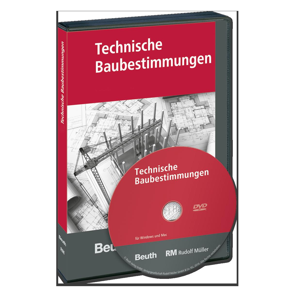 Technische Baubestimmungen_DVD